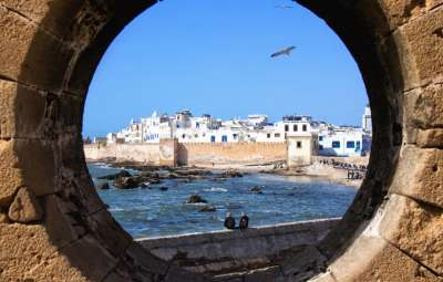 Essaouira the white citie