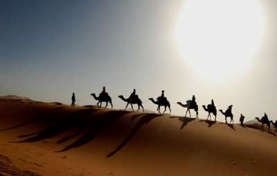 Discovery trip in Morocco: Merzouga Express